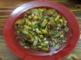 Aubergine MEal