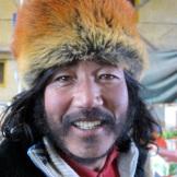 Daocheng Market Man