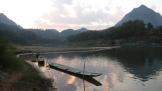 Nam Ou river