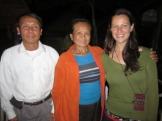 Our hosts in Nong Khiaw
