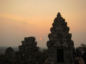 At Angkor