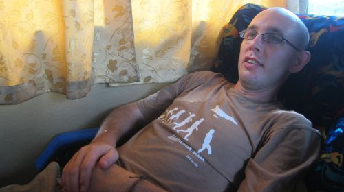 Fat recliner!