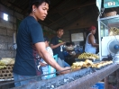 Fish skewers