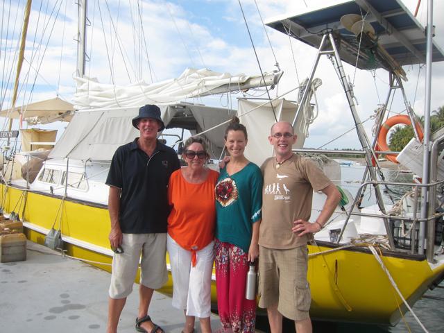 Sailing Home (1/2)