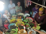 Bit of local food before we leave Lombok