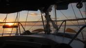 Calm seas cruising...