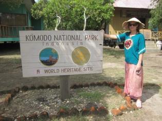 Home of the Komodo Dragons
